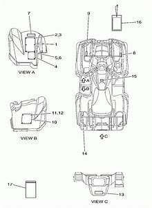 2018 Yamaha Grizzly 700 Wiring Diagram