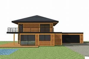 Ossature Bois Maison : constructeur maison ossature bois savoie 73 ~ Melissatoandfro.com Idées de Décoration