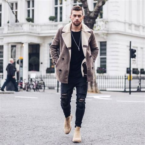 Men Winter Wear Tumblr