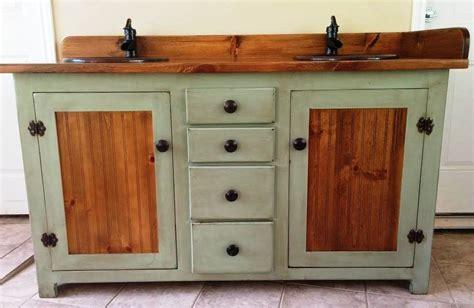 Double Bathroom Vanity-rustic Bathroom Vanity-bathroom