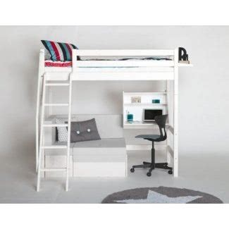 Bunk Bed Sofa Desk by Futon Bunk Bed With Desk Foter
