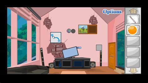 Escape Game-unfixed Living Room Level 8 Walkthrough