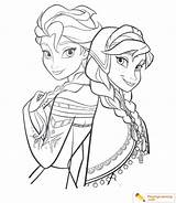 Elsa Anna Coloring Printable Colouring Frozen Sheets Games Inspirations Disney Y8 Staggering Bathroom Malledthebook Imwithphil Adults Poki Princess sketch template