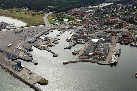 Boat Harbour Denmark Fishing by Grenaa Fishing Harbor In Grenaa Aarhus Denmark Marina