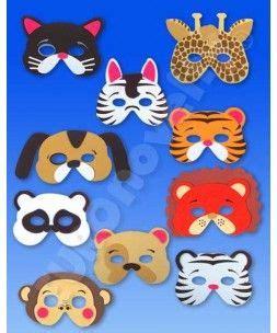mascaras de fomi mascaras de animales foamy buscar con mascaras de animales foamy buscar con goma foami pinterest ideas