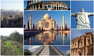 How are the 7 wonders of the world decided?   Worldation