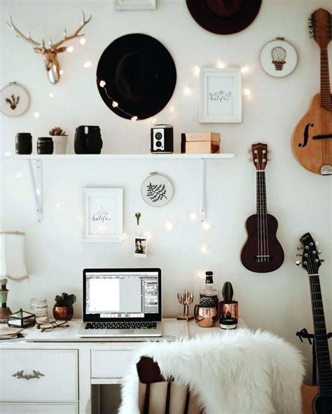 Some mats are meticulously crafted and beautifully painted to create a wonderful work for. Hipster Bedroom Inspiration Cool Room Decor Ideas Indie Wall On Hipster Bedroom Rock Hipster ...