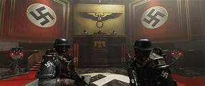 Wolfenstein 2 Review 01 Courtroom Gaming Room
