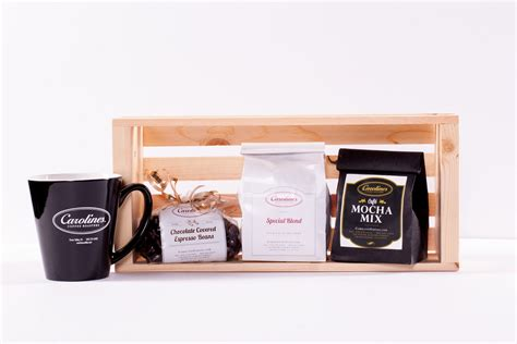 Carolines coffee roasters not only offers fabulous coffee but come in and try our diverse selection of bagged and whole leaf teas from all over the world. Gourmet Coffee Crate (Large) | Caroline's Coffee