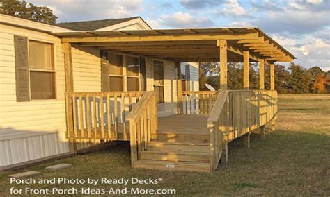 Home Plans With Front Porch by Back Porch Patio Ideas Mobile Home Porch Plans Diy Mobile