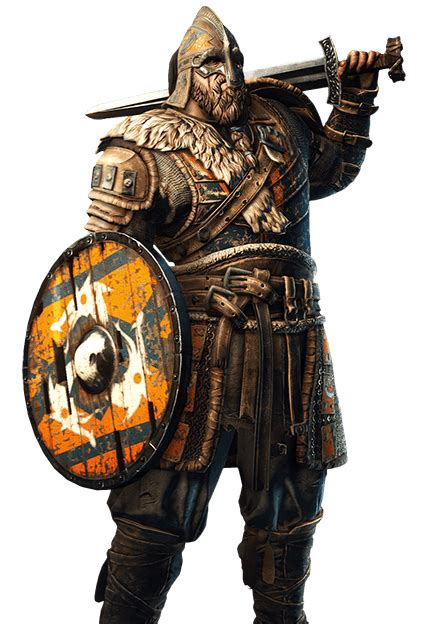 For Honor: The 12 Legendary Heroes | Ubisoft (US) | Viking ...