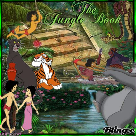 Images Of Characters The Jungle Book Characters Picture 116731211 Blingee