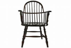 Antique Sack Back Windsor Arm Chair Omero Home