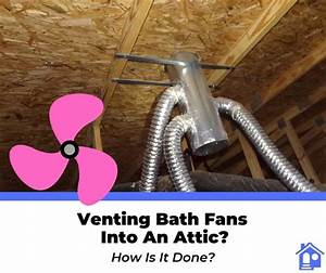 Eave Vents For Bathroom Exhaust Fans