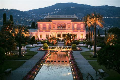 bureau de poste emploi villa et jardins ephrussi de rothschild lieu magique pour vos réceptions