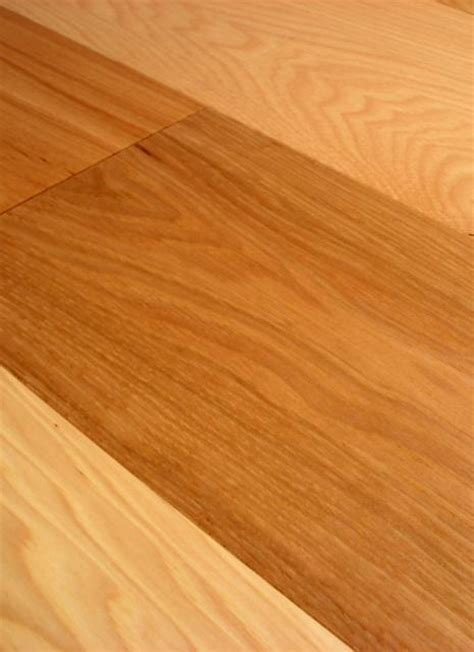 5 hickory hardwood flooring owens flooring 5 inch hickory 1 common and better grade prefinished engineered hardwood