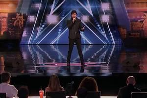 Las Vegas Singer Survives Simon Cowell U2019s Challenge On  U2018agt