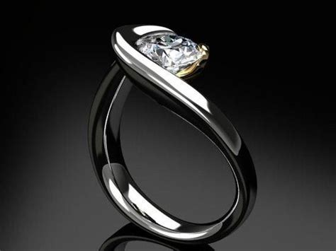 29+ Diamond Ring Designs, Models, Trends