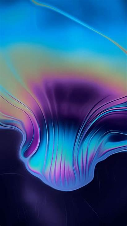 Iphone Liquid Electric Imac Wallpapers Pro Cyan