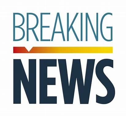 Breaking Update Newspaper Imaging Logos Today Action