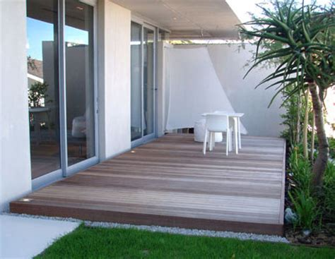 home dzine garden decking finish  leave unfinished