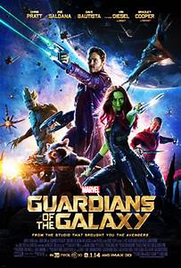 Guardians of the Galaxy (2014) Review |BasementRejects