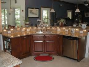 pictures of kitchen islands with sinks best 25 curved kitchen island ideas on