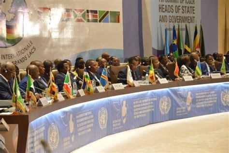 paix et s 233 curit 233 en rdc les assises de brazzaville soutiennent l accord cadre d addis abeba