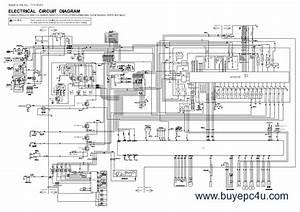 Hitachi Ex300 Lc  330lc 350h Ch  370 Hd