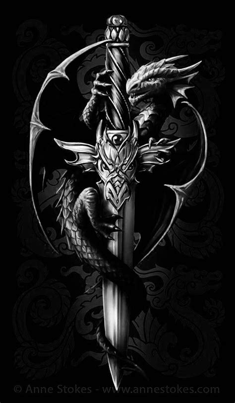 Angel Academy in 2019 | Dragon tattoo designs, Dragon art, Celtic dragon tattoos