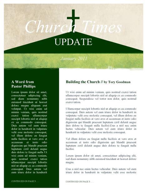 church newsletter templates beautiful edit ready church newsletters and newsletter templates page 6