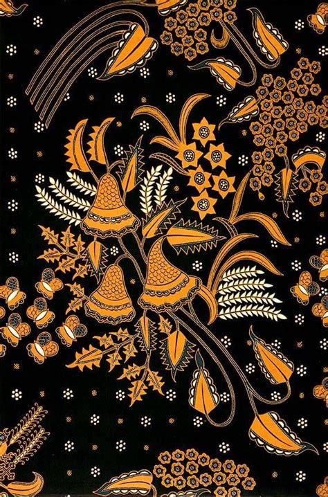 pakis surakarta indonesia batique batik pattern