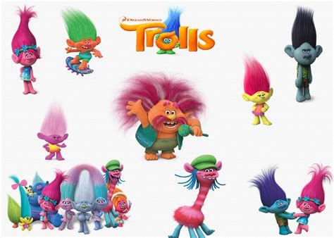 Troll Images Trolls Clipart Clipground