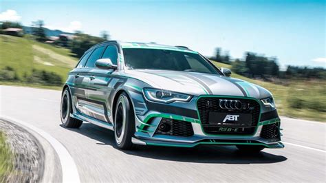 this is a 1 003bhp audi rs6 avant hybrid top gear