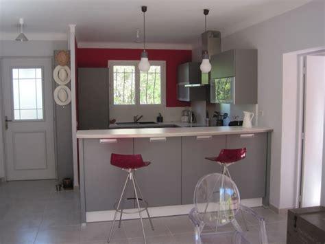 meuble bar cuisine am駻icaine ikea cuisine grise profitez espace moderne 23 id 233 es sympas