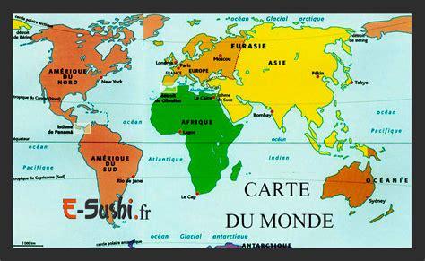 Carte Du Monde Avec Capitales Pdf by Carte Du Monde Plan Des Pays Images Arts Et Voyages