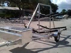 Sarasota Boat Trailer Rental by Blue Mountain Outfitters Canoe And Kayak Trailers 4