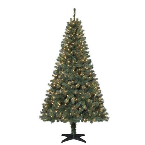 fake christmas trees for sale near me 6 5 ft verde spruce pre lit tree on sale family