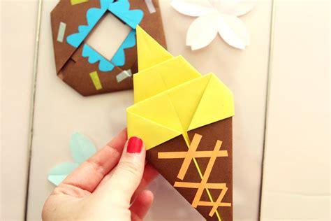 diy le cadre indien origami poulette magique