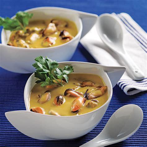 cuisine au safran chaudrée de moules et de palourdes au safran recettes