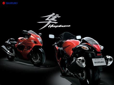 4riction: Suzuki Hayabusa