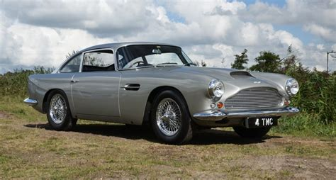 The First-ever Aston Martin Db4 For Sale