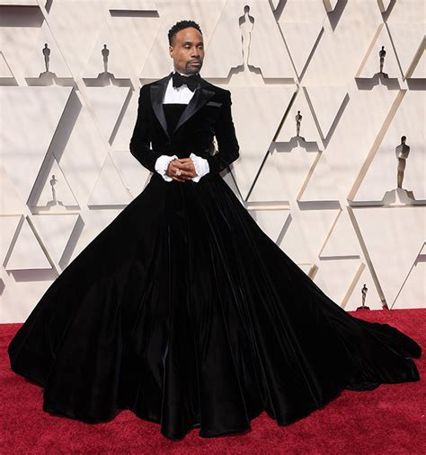 Oscars Was Year Stylish Men Billy Porter