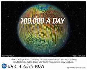 NASA's Carbon Dioxide Greenhouse Gas Observatory Captures ...