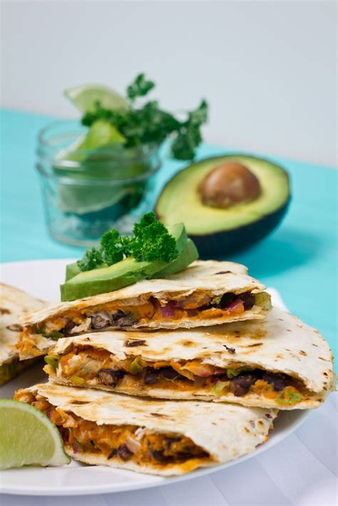 Best Vegan Quesadillas