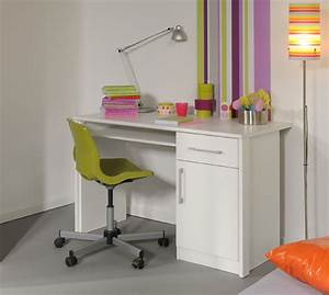 Bureau But Blanc : bureau blanc mont blanc secret de chambre ~ Teatrodelosmanantiales.com Idées de Décoration
