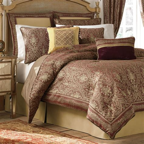 Discontinued Croscill Bedding by Faberge Comforter Bedding By Croscill