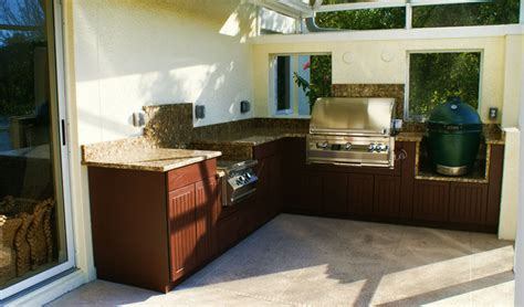 florida kitchen cabinets weatherproof polymer cabinetry in southwest floridaoutdoor 1022