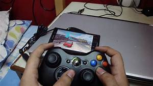 Xbox 360 Wireless Controller On Android Phone