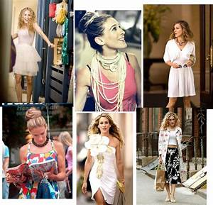 My Style Icon :: Carrie Bradshaw